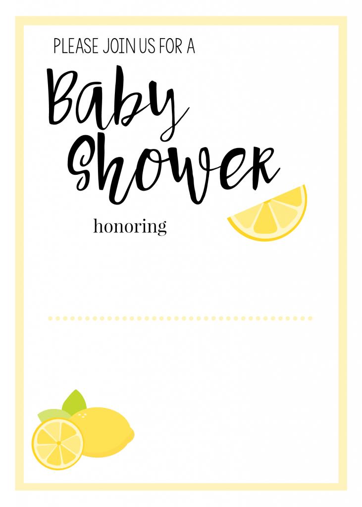 Lemonbabyshowerblank