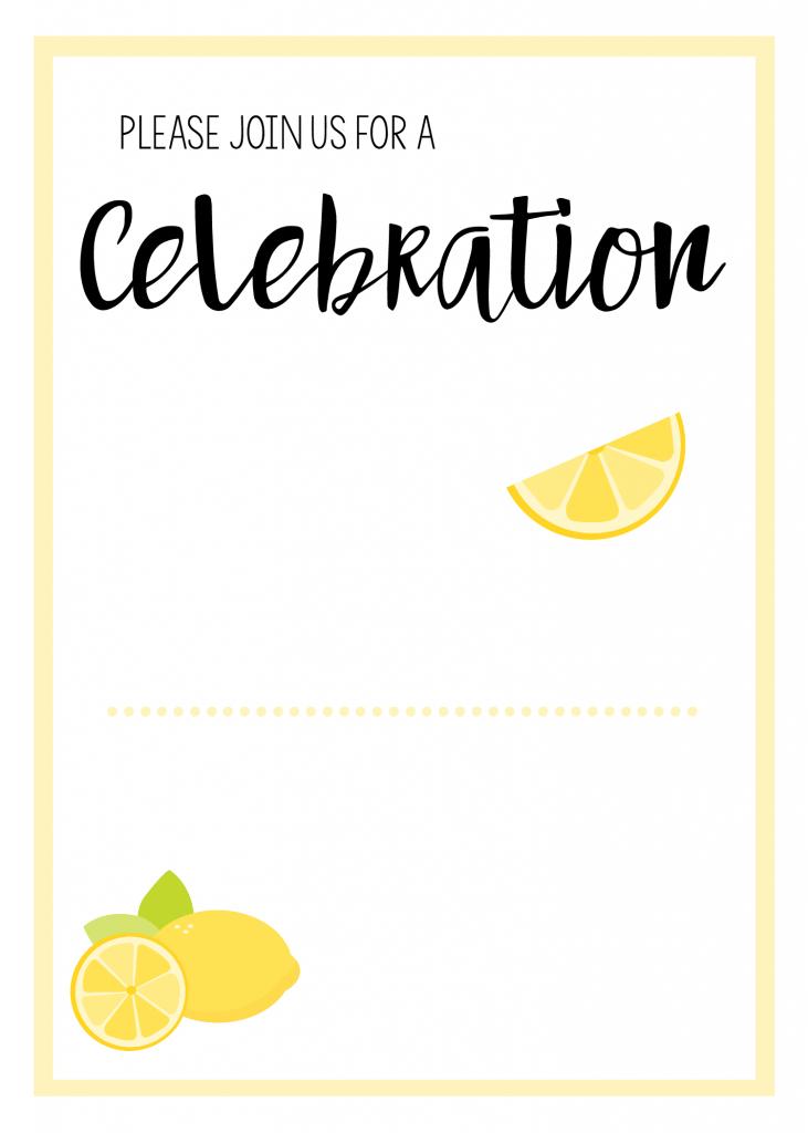 Lemoncelebrationblank