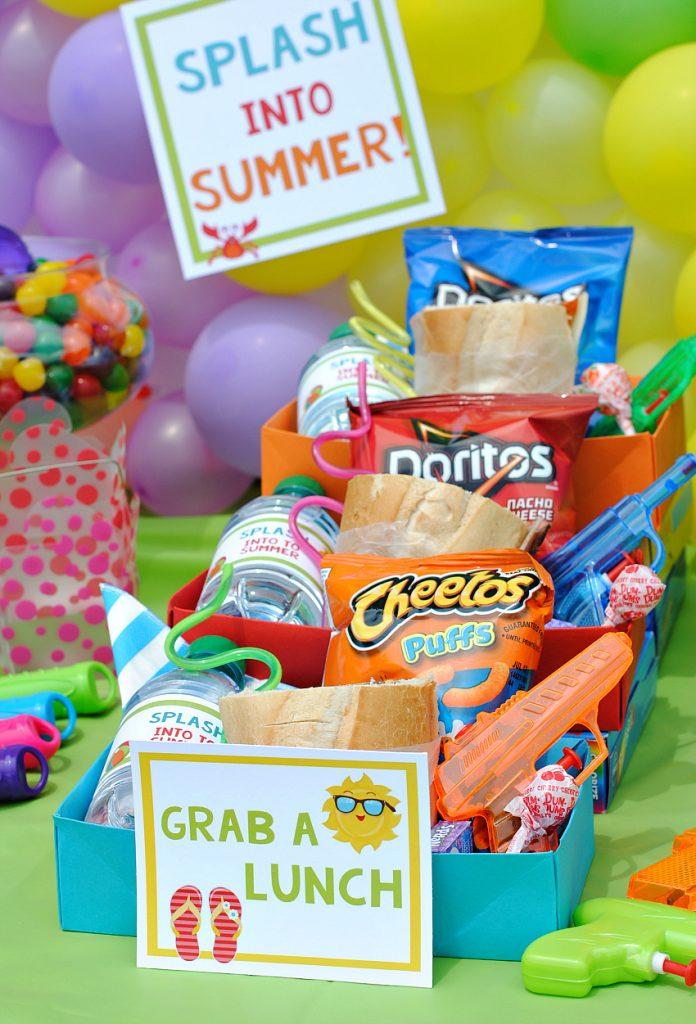 Fun Summer Party Idea