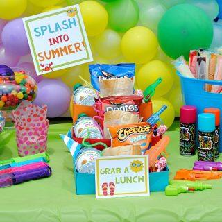 Splash Into Summer Party!