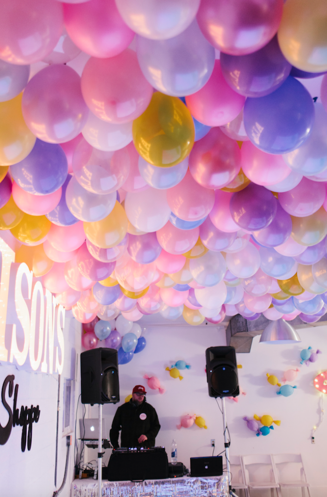 Balloonceiling