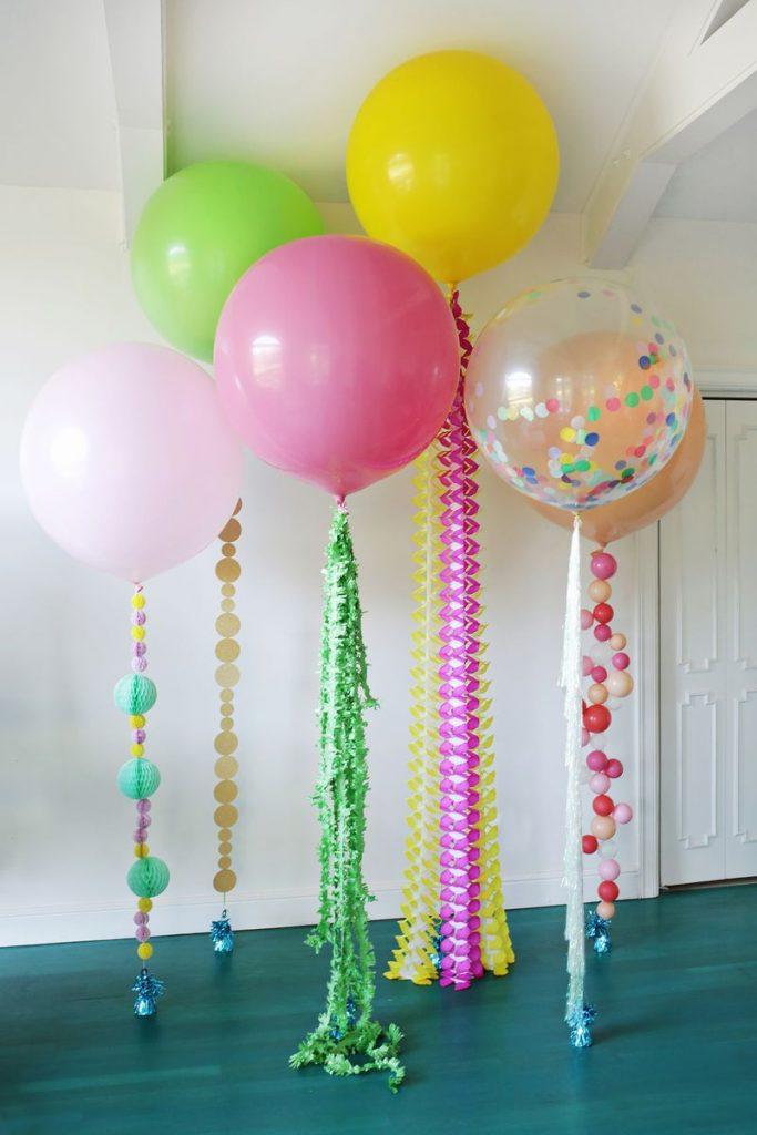 Balloontassels