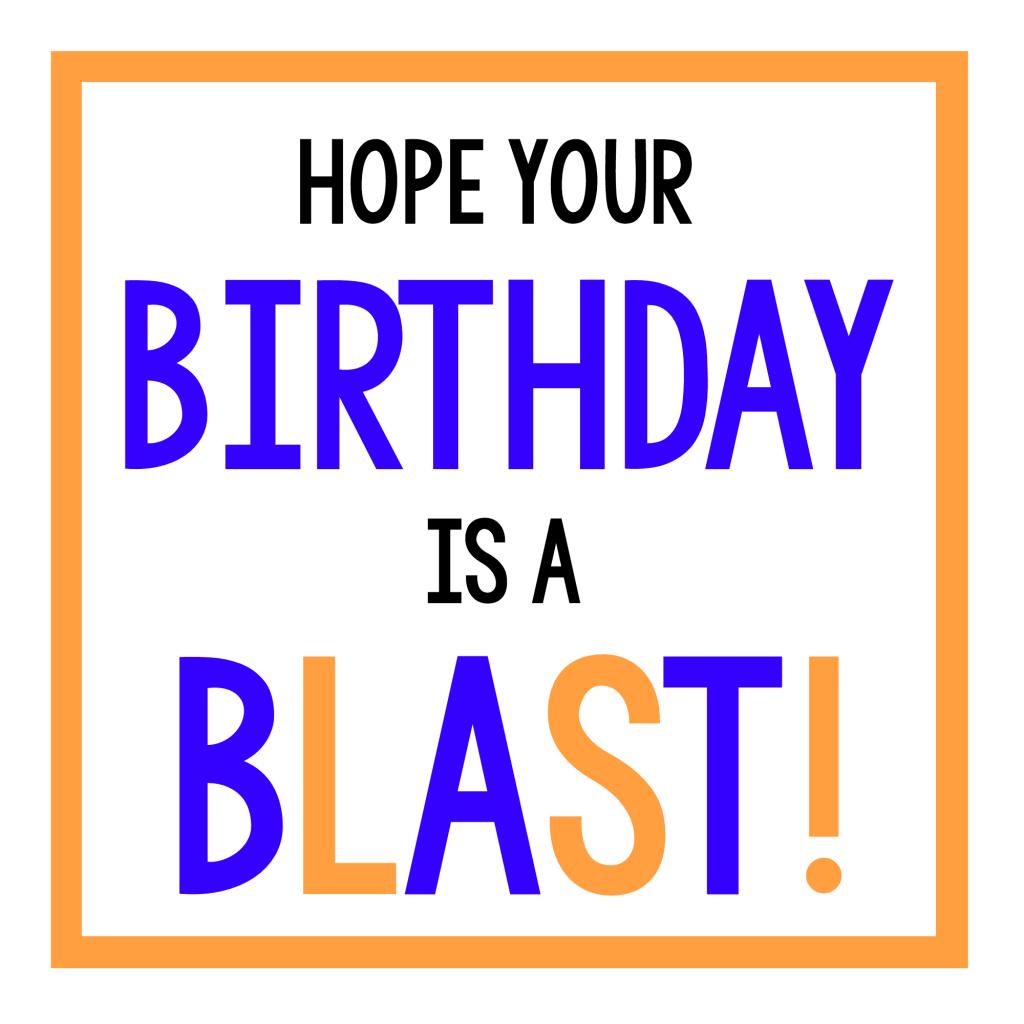 BirthdayBlast