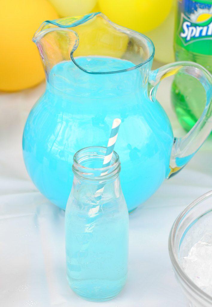 Blue Blast Drink