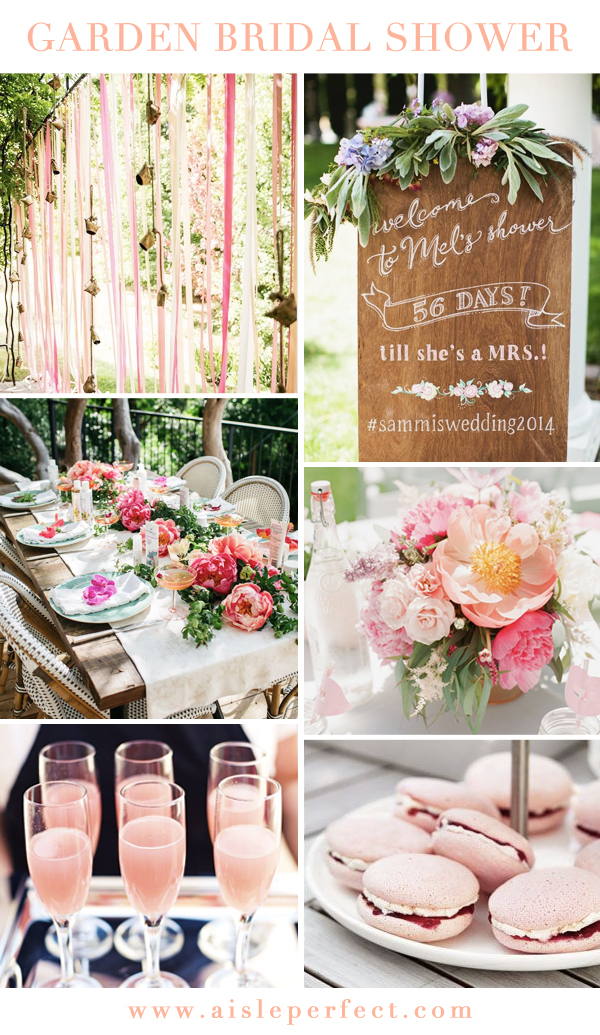 20 Fun Creative Bridal Shower Themes Ideas FunSquared