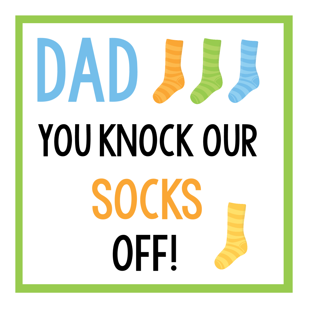 DadSocksTag