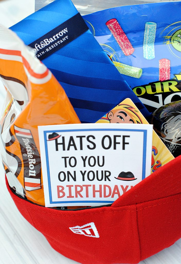 Creative Birthday Gifts for Guys
