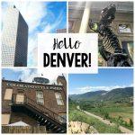 Hello Denver!