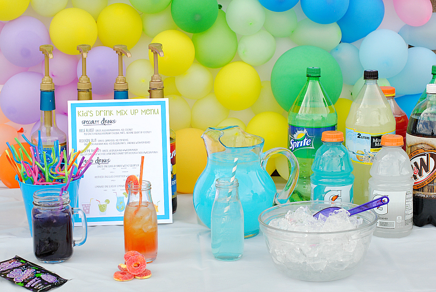 Kids' Drink Party