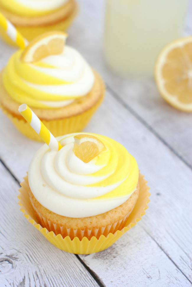 Lemonadecupcakes
