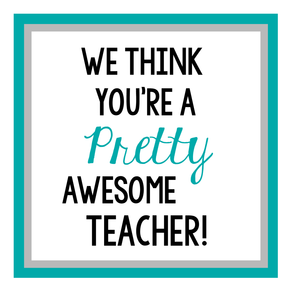 """Pretty Awesome"" Makeup Gifts For A Friend, Mom Or Teacher"