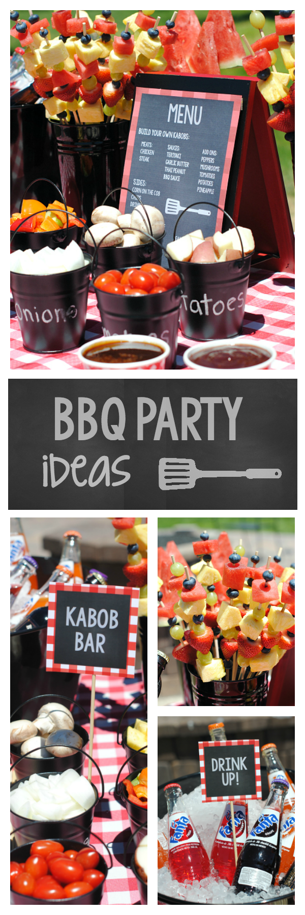 Outdoor BBQ Ideas to Throw a Fun Summer Party
