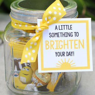 Cheer up Gifts: Brighten Your Day Gift Idea