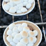 S'mores Mini Pies