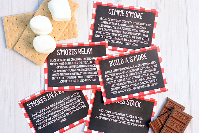 barbecue party game instructions