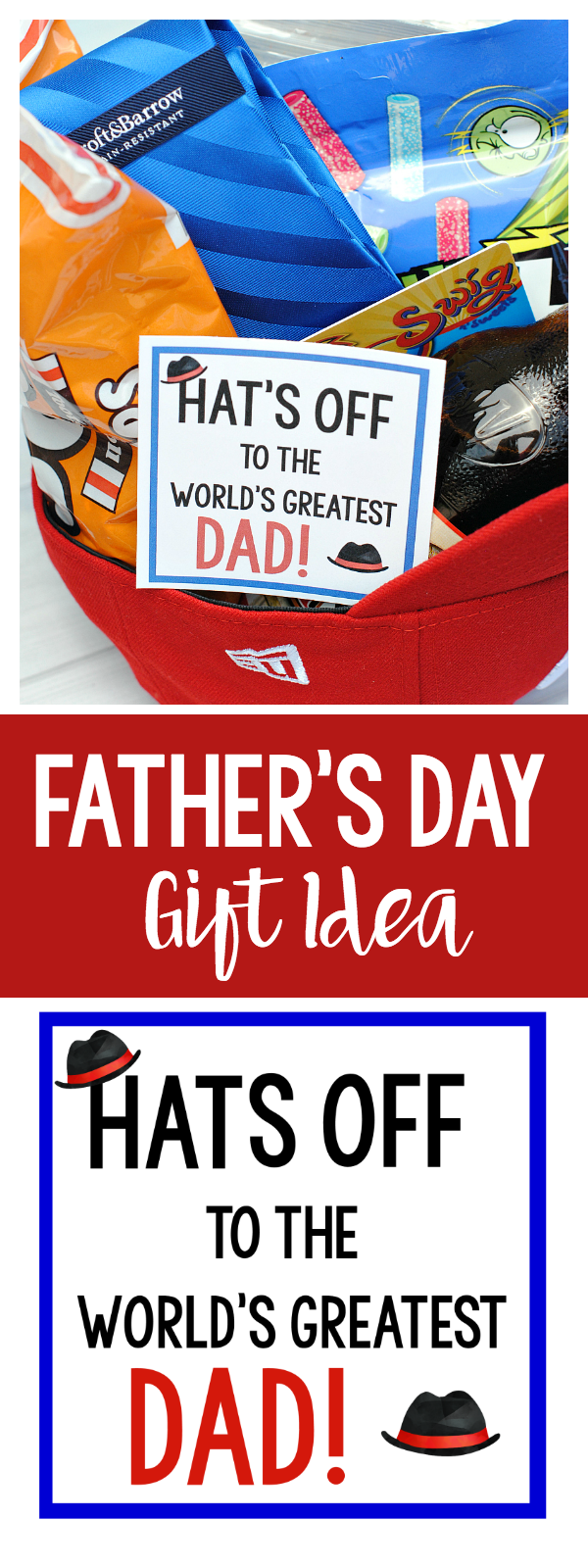 Fun & Creative Gift Idea for Dad for Father's Day