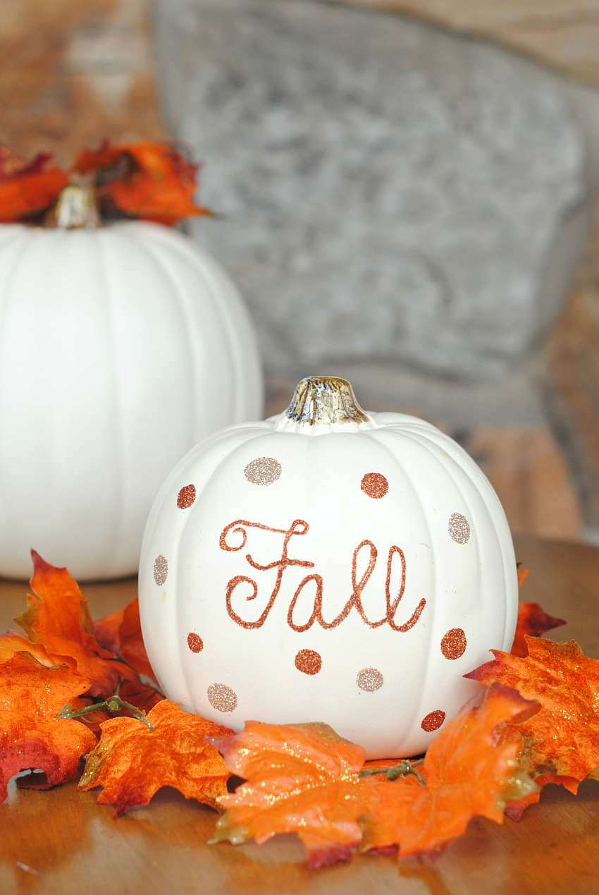 fall pumpkin decorations - Pumpkin Decor