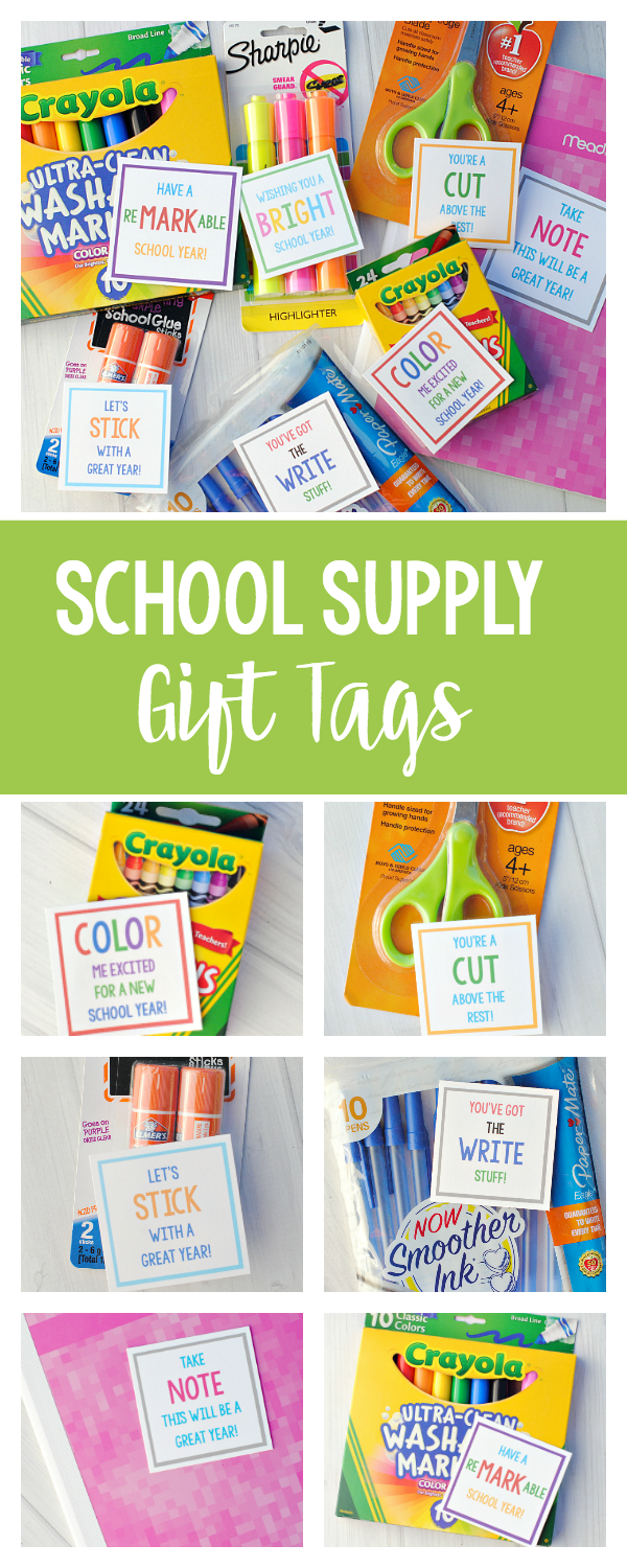 Back to School Teach Gifts