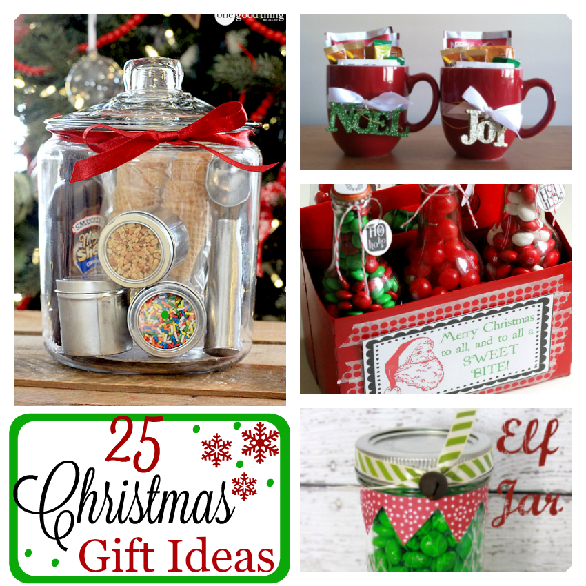 25 Fun Christmas Gifts
