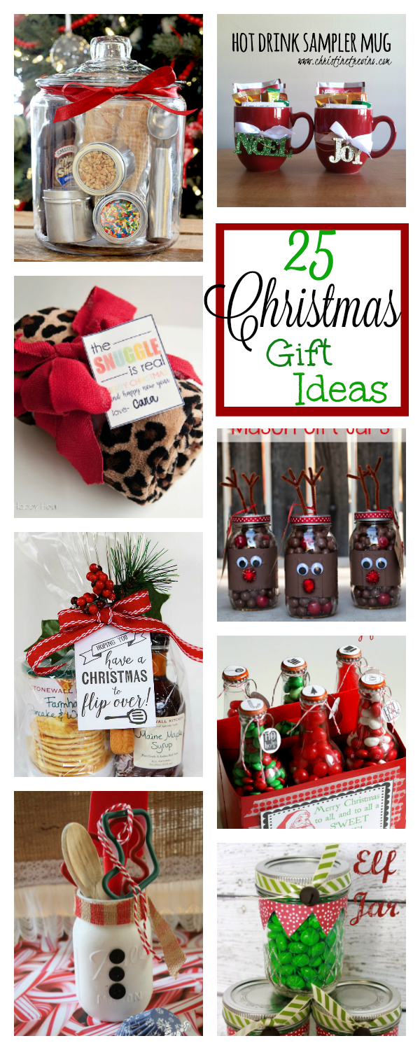 Fun Christmas Gifts for Friends, Family, Neighbors and Co-workers