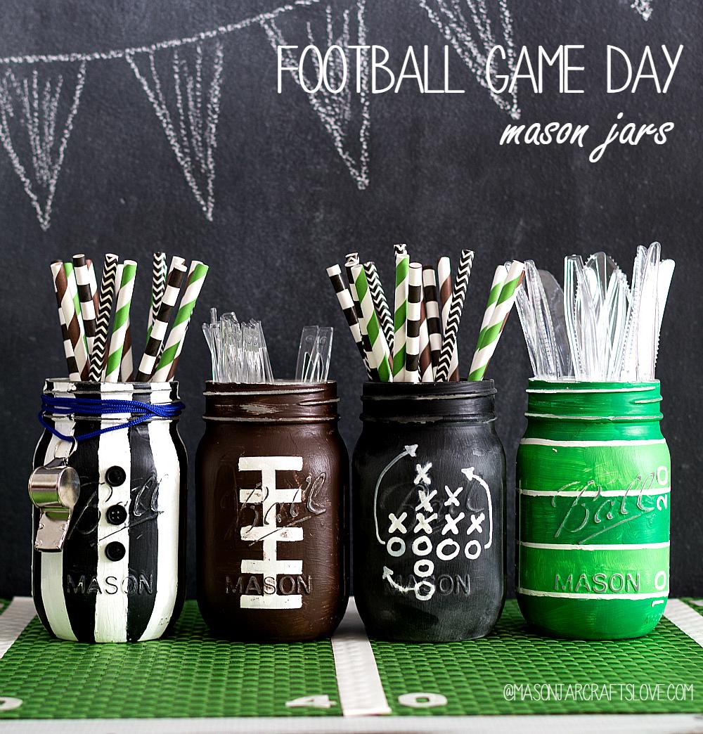 25 Fun Football Themed Party Ideas Fun Squared