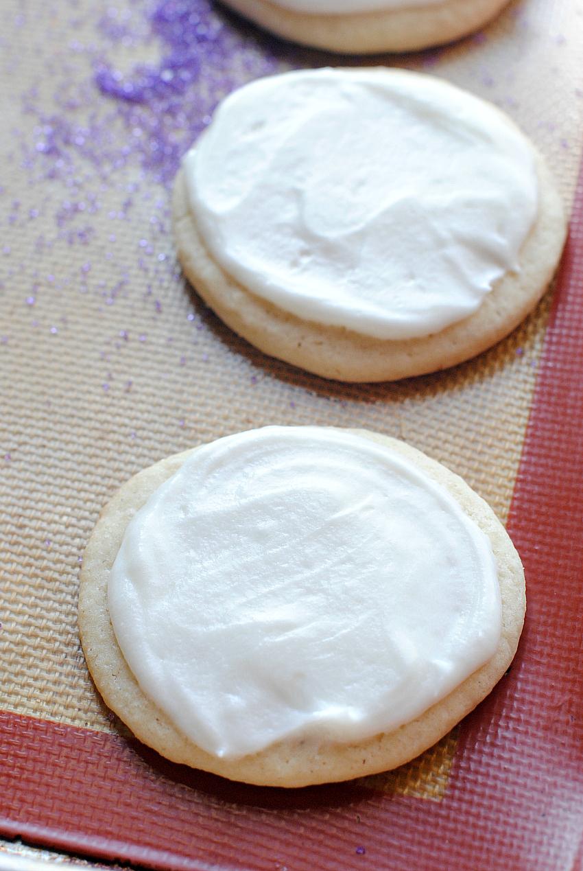 Frostedcookies