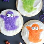 Easy Halloween Cookies: Cute Ghosts and Witches
