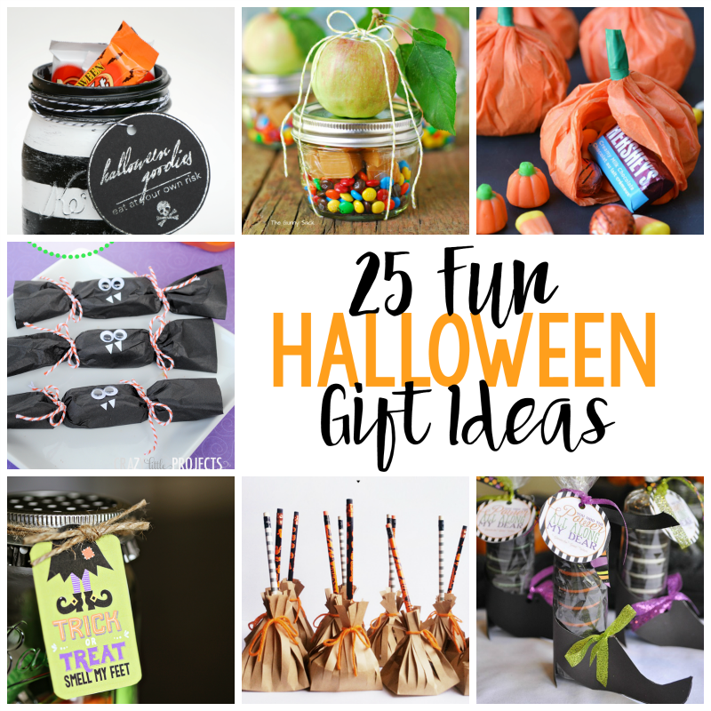 Simple and Cute Halloween Gift Ideas