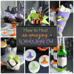 How to Host an Amazing Witch's Night Out Halloween Party