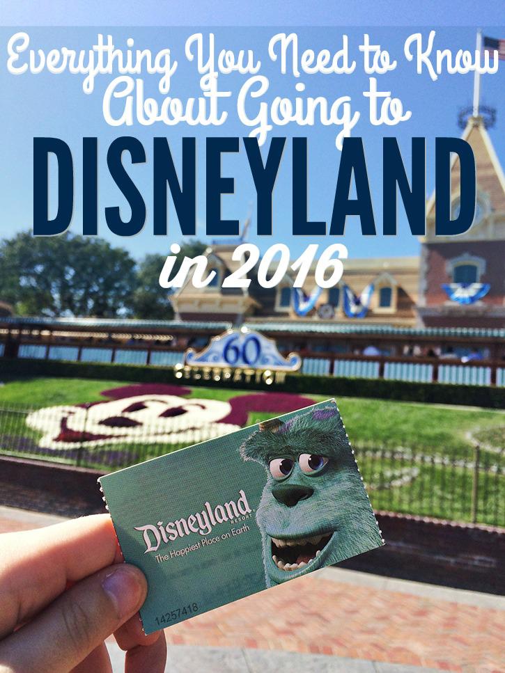 Disneyland tips
