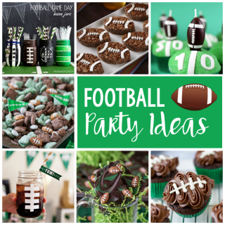 25 Fun Football Themed Party Ideas