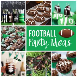Superbowl Party Ideas