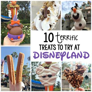 10 Treats to Try at Disneyland