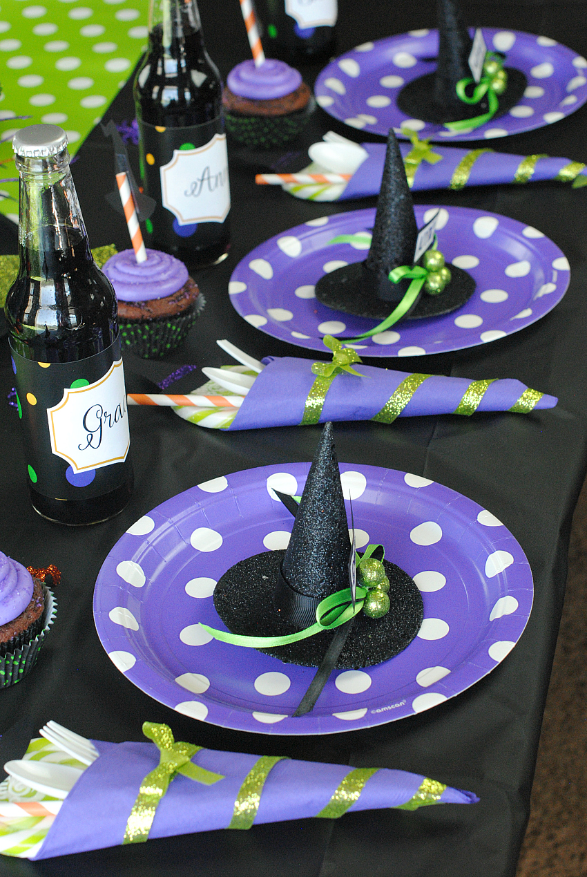 Witch Party Ideas