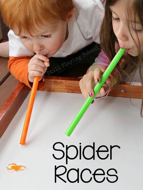spider-races-halloween-games-kids