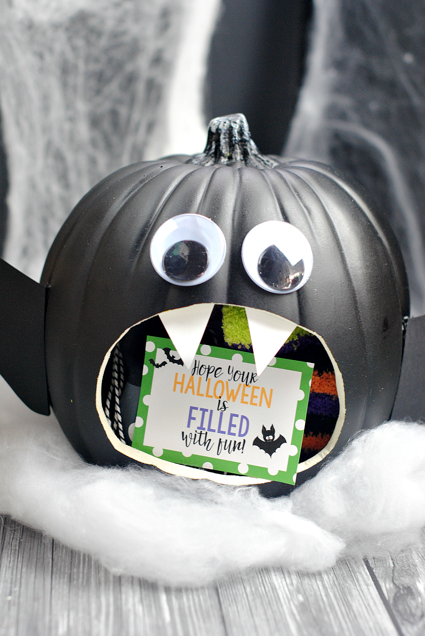 Halloween Batty Gift Idea