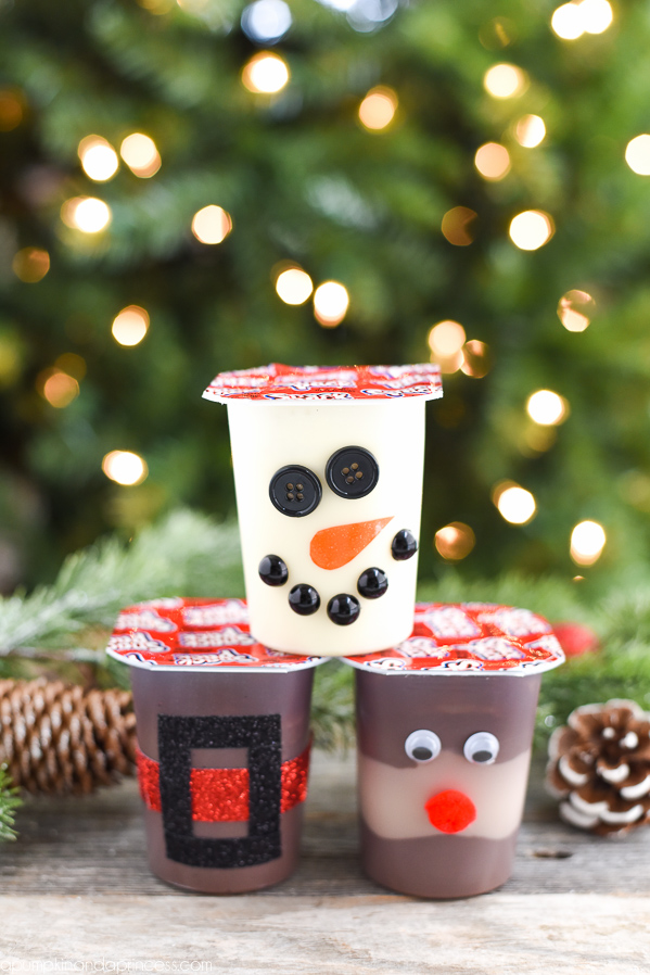 christmas pudding treats for kids - Childrens Christmas Party Decoration Ideas