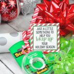 Wrapping Up The Holidays-Neighbor Gift Idea
