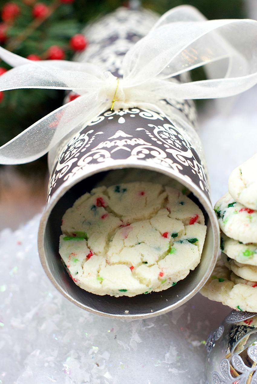 christmas cookie packaging ideas - Creative Christmas Cookies
