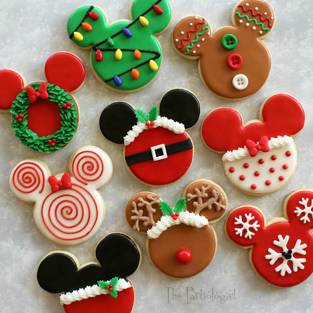 Fun Christmas Cookies