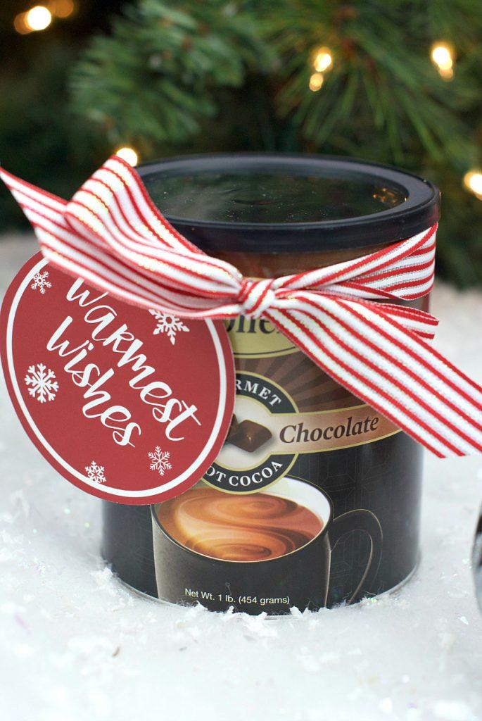 Easy Neighbor Gift Idea for Christmas