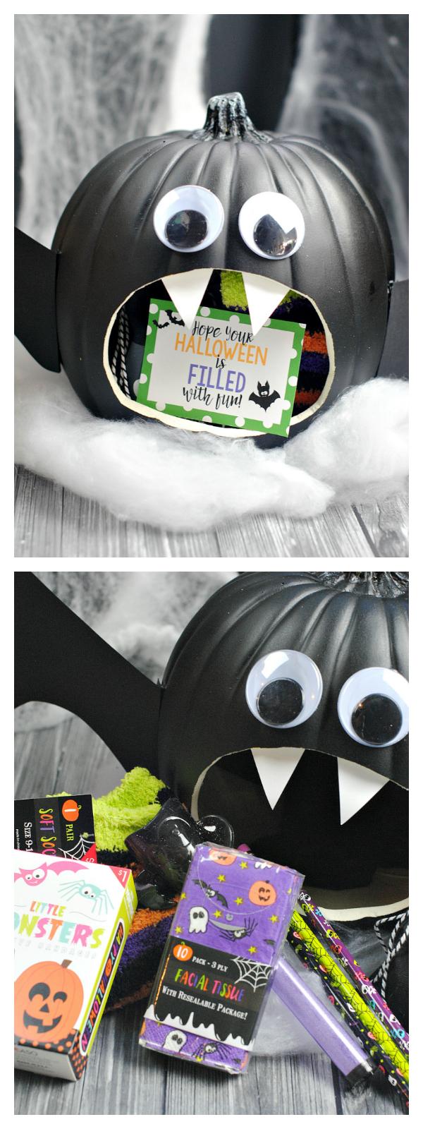 Batty Halloween Gift Idea