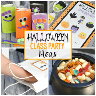 Easy & Fun Halloween School Party Ideas