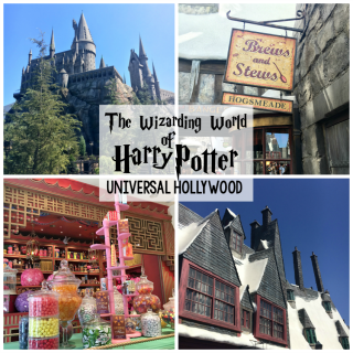 What to Expect at The Wizarding World of Harry Potter Universal Hollywood