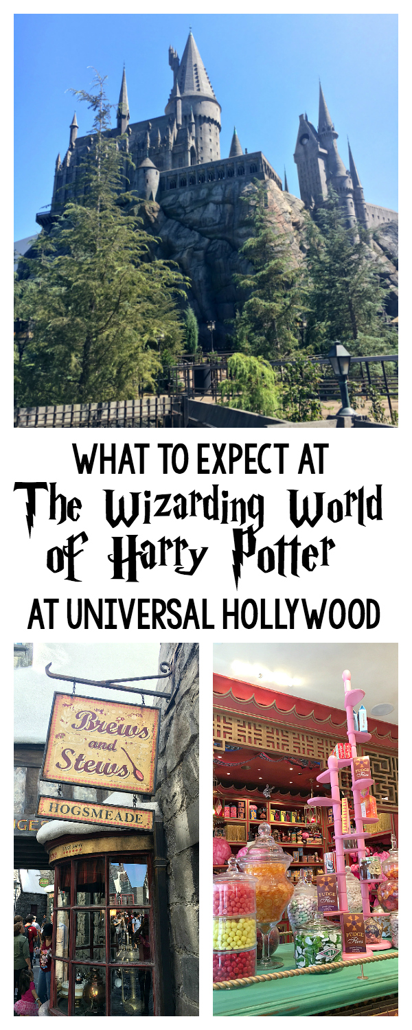 Tips for Visiting The Wizarding World of Harry Potter at Universal Studios Hollywood-A Peek Inside and Is it Worth the Money?