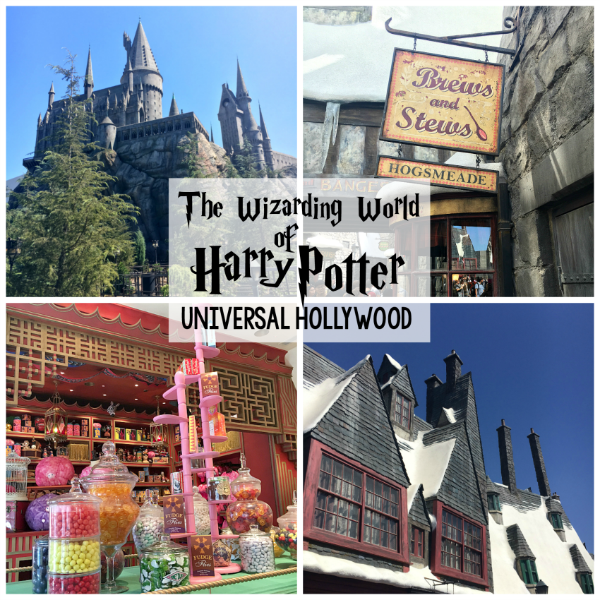 Tips for Visiting The Wizarding World of Harry Potter Universal Hollywood