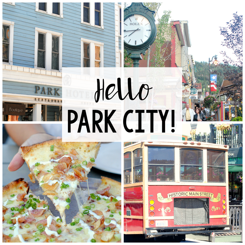 Hello Park City! Information about visiting Park City, Utah