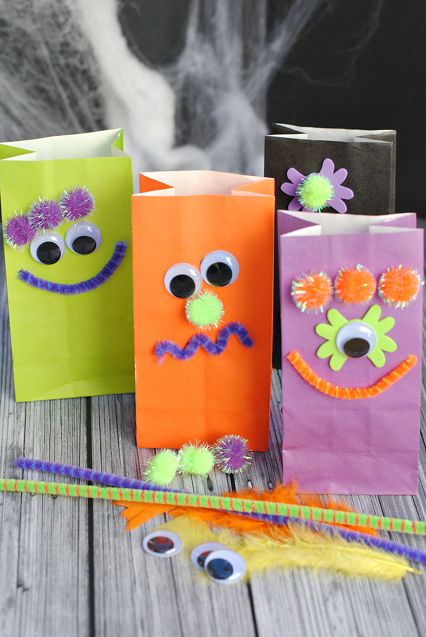 Easy & Fun Halloween School Party Ideas – Fun-Squared