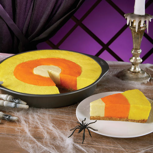 candy-corn-cheesecake