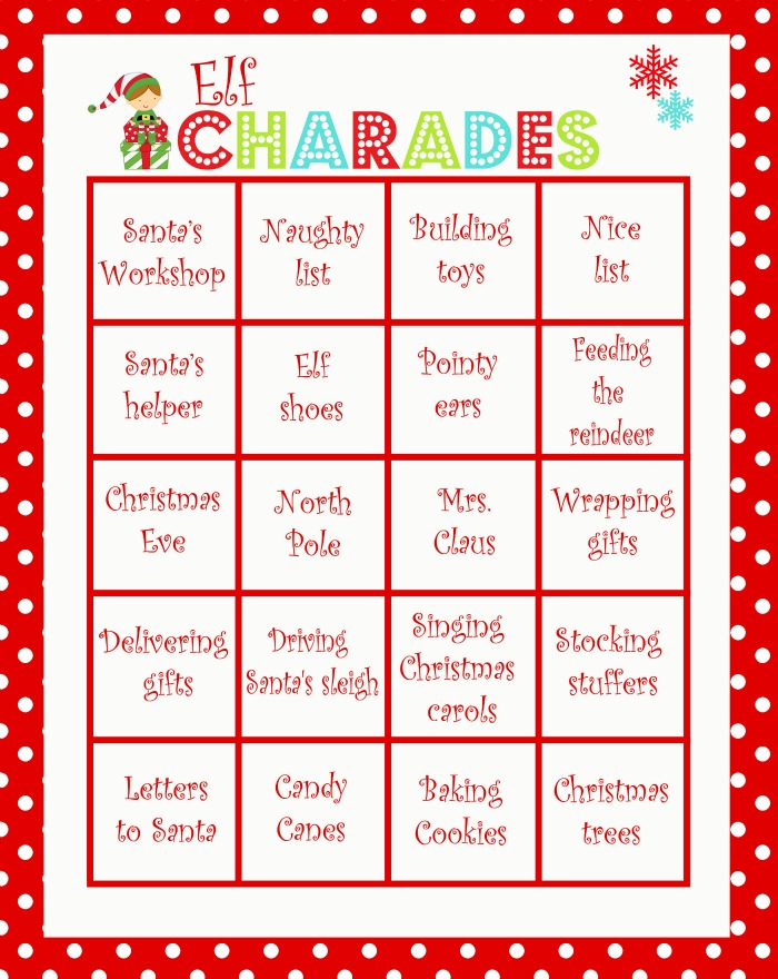 f77ca97ff47 25 Kids Christmas Party Ideas – Fun-Squared